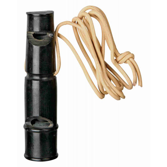 Picture of Buffalo Horn Whistle 9 cm