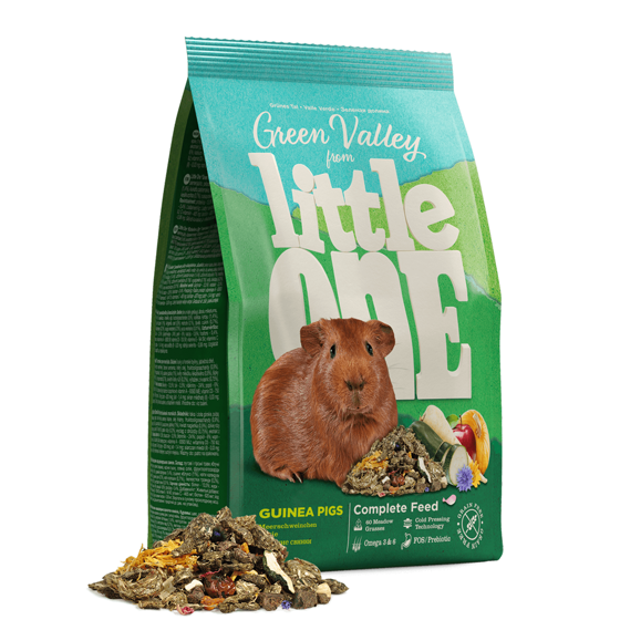 Picture of Little One Green valley. Guinea Pigs 15kg