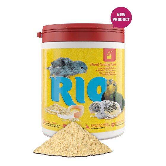 Picture of RIO Hand-feeding food for baby birds, 400g