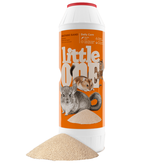 Picture of Little One Bathing sand, 1 kg