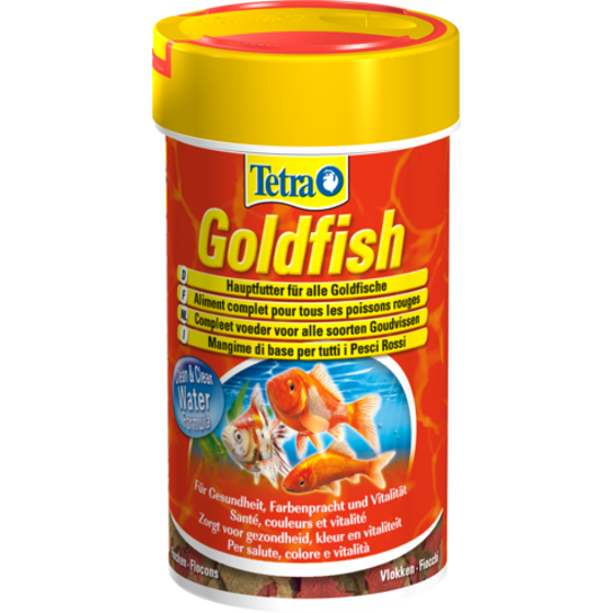 Picture of Tetra Goldfish Flakes 250ml