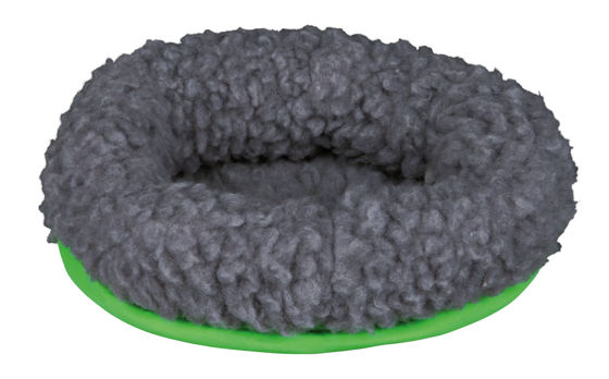 Picture of Cuddly bed for hamsters 16x13cmgrey/gree