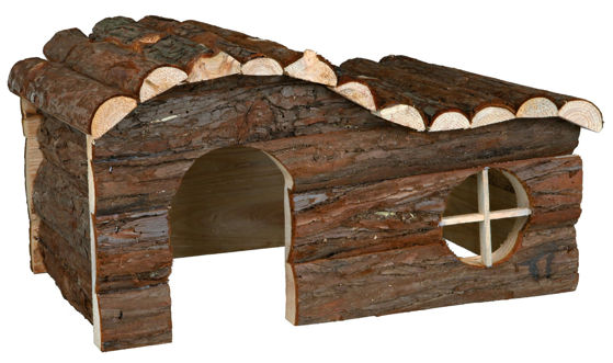 Picture of Natural living Hanna house 43 x 22 x 28cm