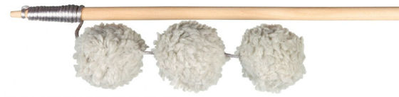 Picture of Playing rod with 3 balls, 35 cm