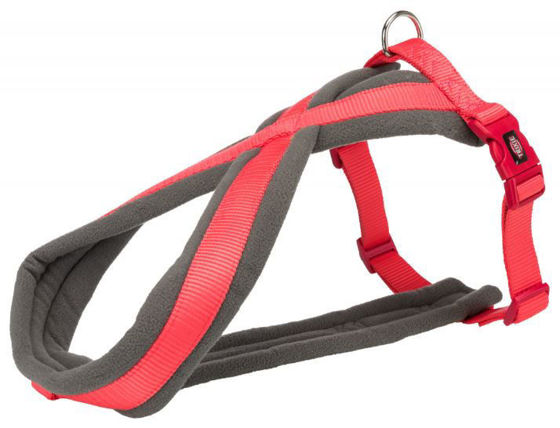 Picture of Premium touring harness XXS-XS 26-38cm/10mm coral