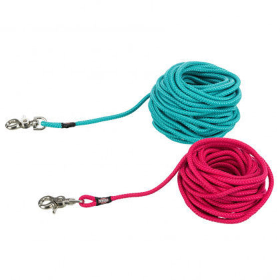 Picture of Tracking leash snap S-L 5 m/ 6 mm ocean