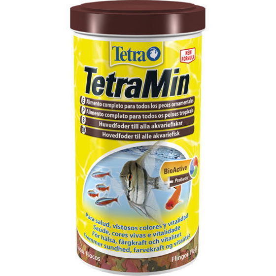 Picture of TetraMin Flakes 1 ltr
