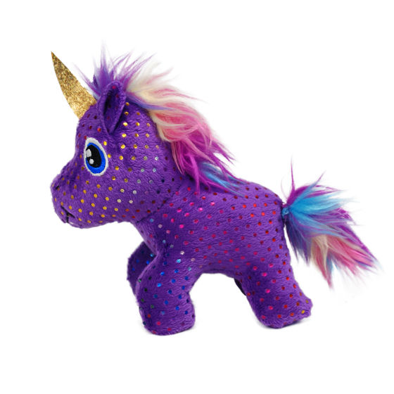 Picture of KONG Cat Enchanted Buzzy Unicorn