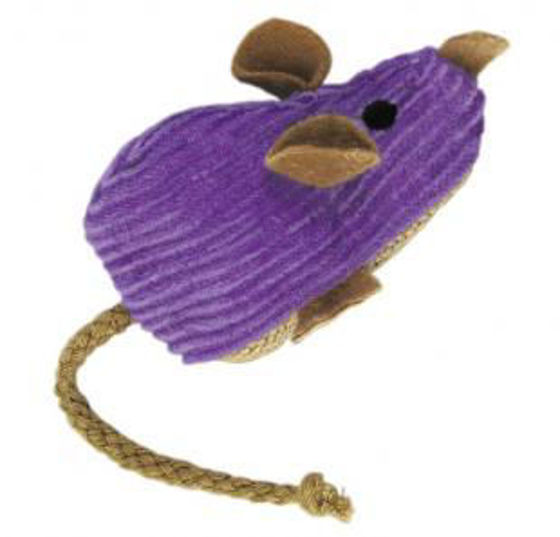 Picture of KONG Cat Corduroy Mouse