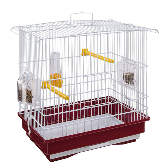 Picture of Cage Giusy Travel cage - White