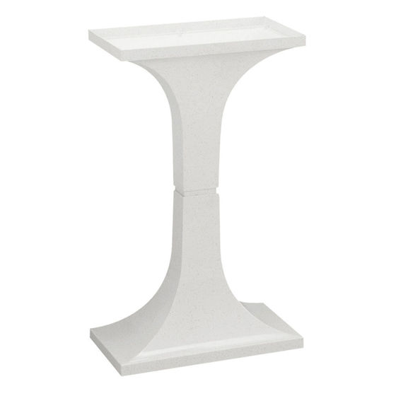 Picture of Stand F70 - White