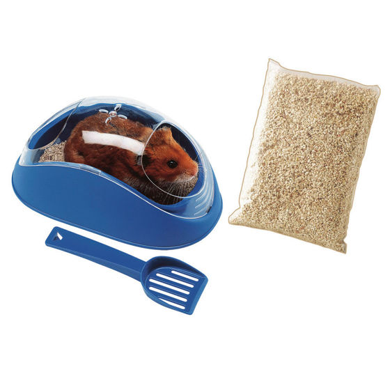 Picture of KOKY 4635 Hamster Toilet