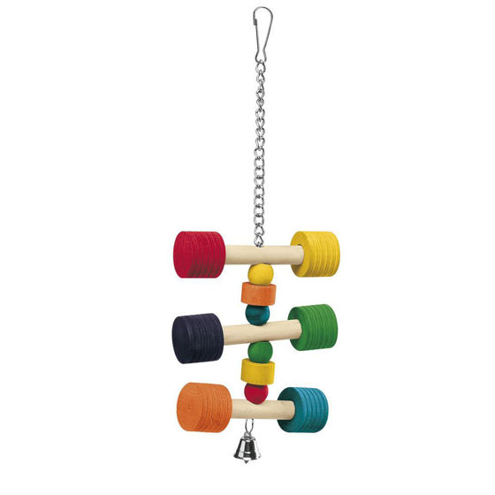 Picture of PA 4091 Parrot Perch Toy