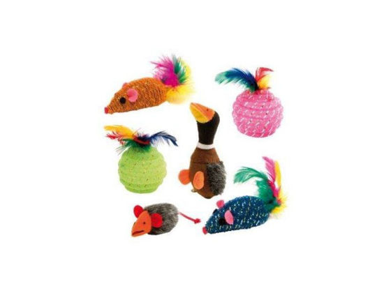 Picture of PA 5017 CAT-TOYS ASSORTED